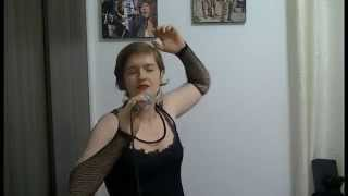 Keep the Flame Burning (Hammerfall) - Vânia Maria (Vocal Cover)