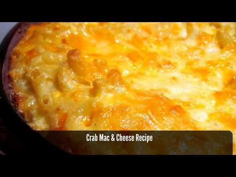 Crab Mac & Cheese Recipe – How To Cook Crab Mac And Cheese