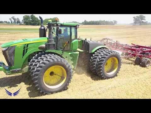 2017 West Kentucky Harvest Video [4K]
