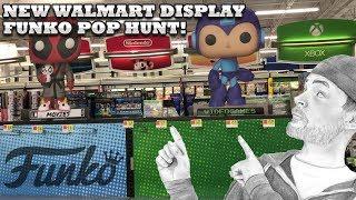 New Walmart Funko Pop Display Hunt!