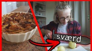 Laver: Æbletærte / Johannes Køkken