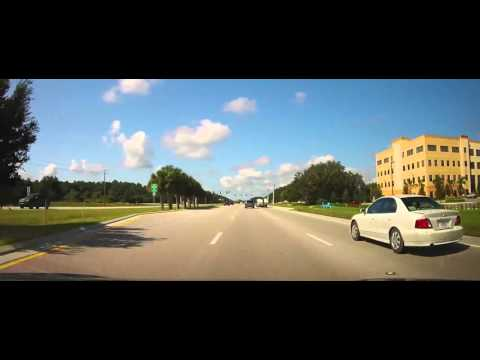 Driving from Lehigh Acres to Marco Island, Florida