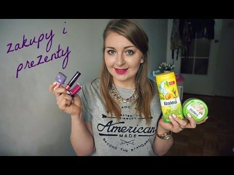 Zakupy I Prezenty: Niemieckie Kosmetyki, Rossman, Sheinside ♥