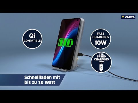 VARTA Consumer Germany | Fast Wireless Charger
