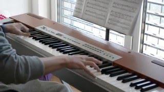 Sword Art Online OP - Crossing Field (Piano)