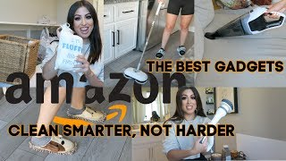 AMAZON Cleaning HACKS to Make Cleaning Easy! Best Gadgets
