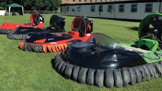 Hovercraft Rides