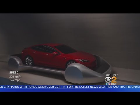 Elon Musk Meets With Hawthorne To Get Tunnel Clearance