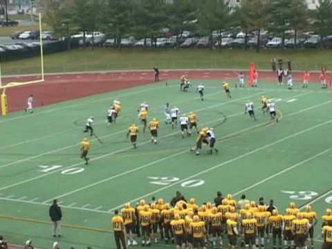 Rowan University quarterback Frank Wilczynski highlights