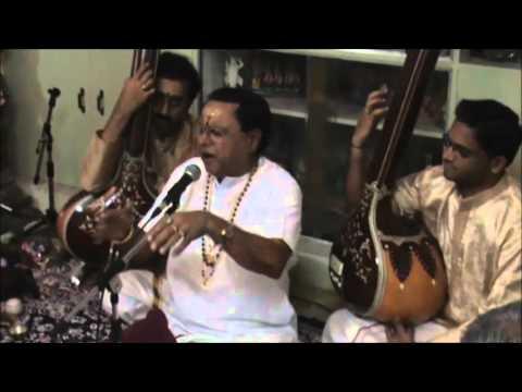 Ganakalabhushana Shri RK Padmanabha At Garden Villas Bangalore Part Two