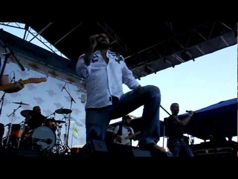 Bo Bice~~The Real Thing~~Hard Rock Stage~~CMA 2012