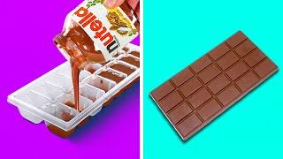 29個每個人都能做的巧克力點子