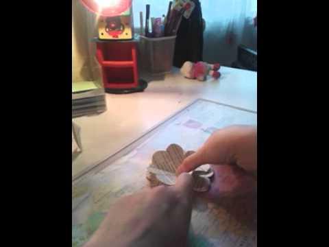 Wasserblume Basteln Youtube
