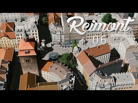 Cities Skylines: Reimont | Episode 06 - City Center