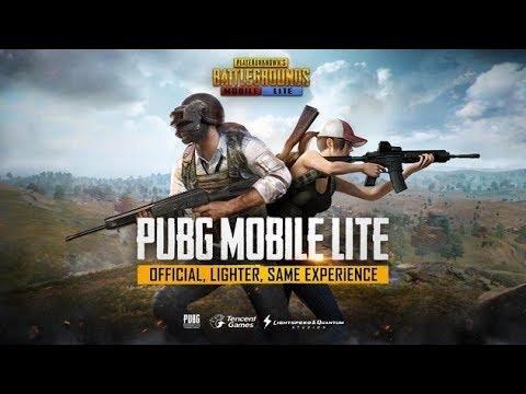 PUBG MOBILE LITE (Apk + Obb) 240MB Android
