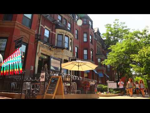Boston, Massachusetts, USA Getaway full of dining, shopping and family fun