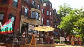 Boston, Massachusetts, USA Getaway full of dining, shopping and family fun