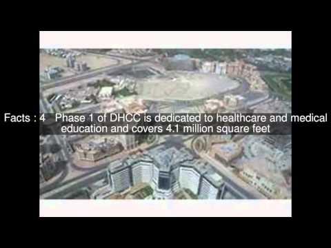 Dubai Healthcare City Top  #8 Facts