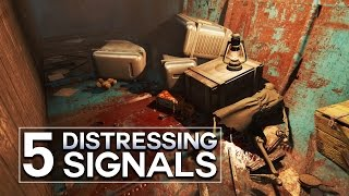 Fallout 4 - 5 Distressing Signals