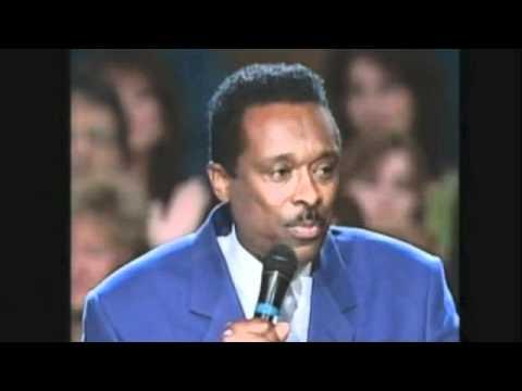 "Jessy Dixon singing ""I Am ReDeemed"""