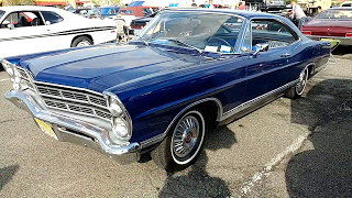 1967 FORD GALAXIE 500 2 DOOR