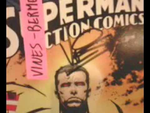 Dexter Vines signing comics at La Mole (3)