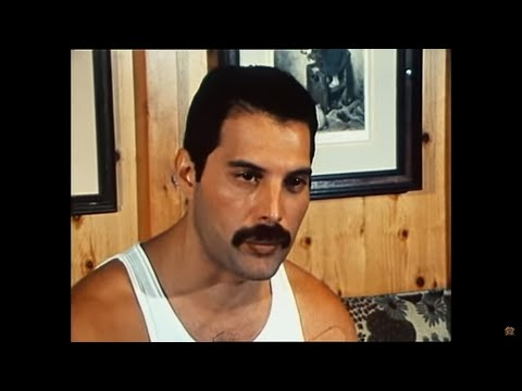 Freddie Mercury Interview Musical Prostitute part 2