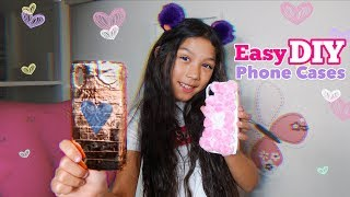 EASY DIY PHONE CASE IDEAS | Txunamy