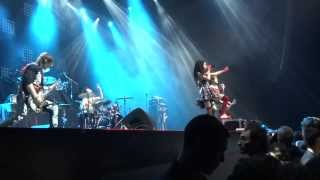 Skillet разогрев | Слот (SLOT) - Бой (Live @ Stadium Live, Moscow 30.11.2013)