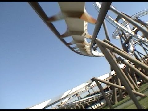 My first rollercoaster ride: are they really safer than a golf cart?