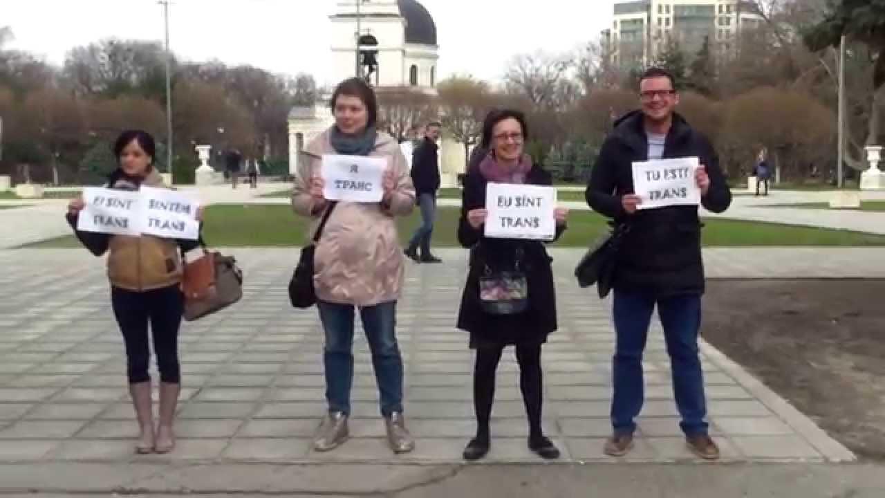 Noi suntem TransGen, acțiune de solidarizare