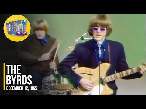 "The Byrds ""Mr. Tambourine Man"" on The Ed Sullivan Show"