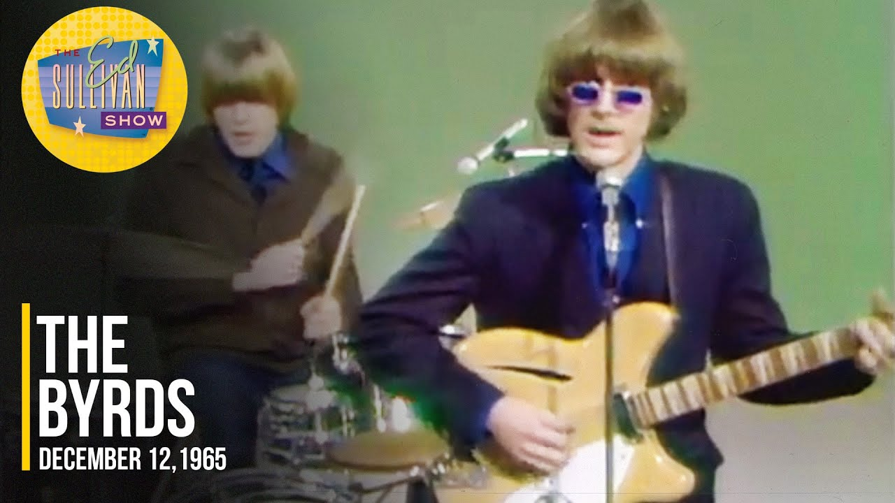 """Download The Byrds """"Mr. Tambourine Man"""" on The Ed Sullivan Show"""