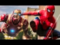 SPIDER-MAN: HOMECOMING All Trailer + Clips (2017)