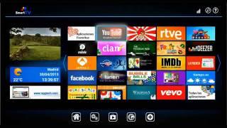 Convierte tu Televisor en Smart TV