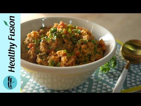 Masala Oats Recipe By Healthy Food Fusion