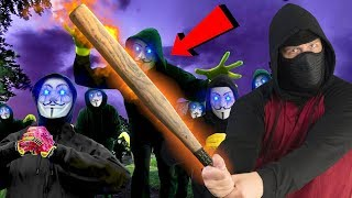 STOPPING THE NEW PROJECT ZORGO VIRUS ATTACK ON THE CWC SPY NINJAS!? HACKER  ZOMBIES!! CHAD WILD CLAY