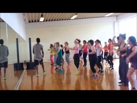 Afro Brazil Zumba with Tam