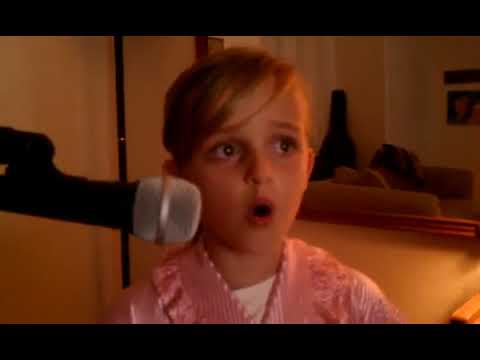Age 7 Evie Clair singing cover of Arms 6 years before AGT