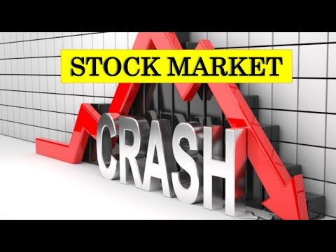 Stock Market Crash & Gold Price Update - October 24, 2018