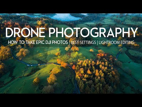 INSTANTLY improve your DRONE photography | EASY Tips and Techniques