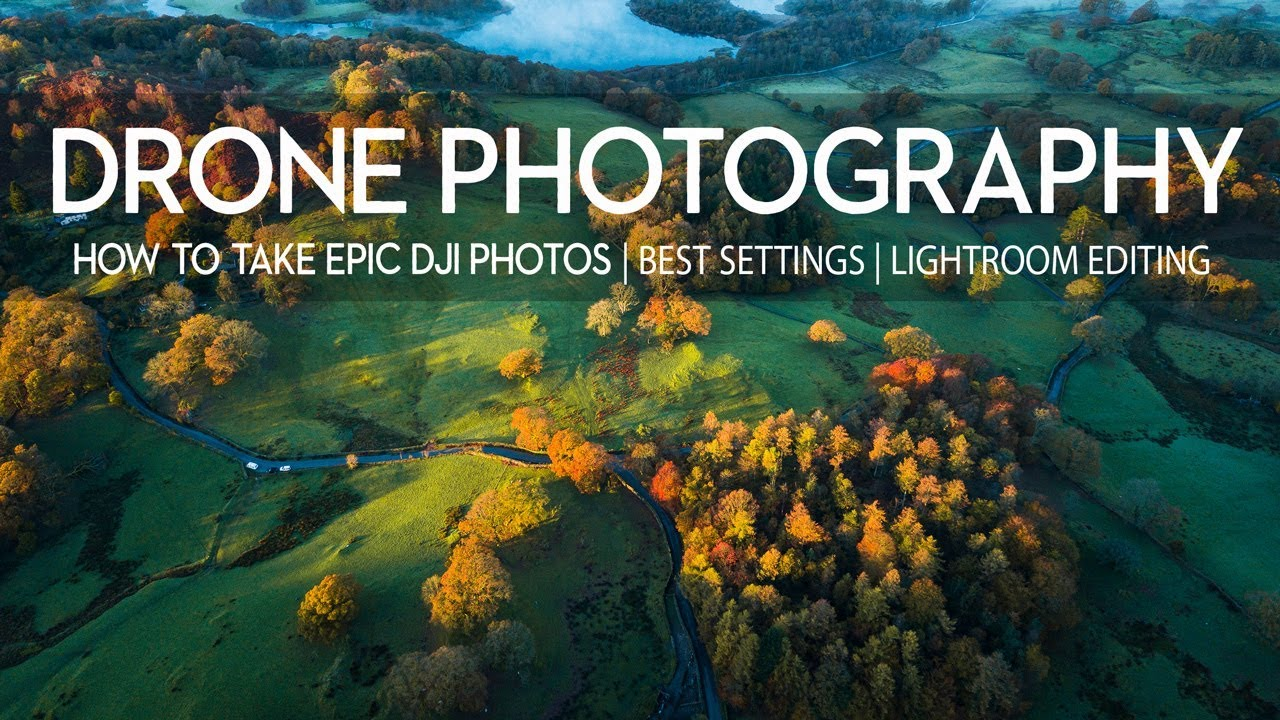 INSTANTLY Improve Your DRONE Landscape Photography