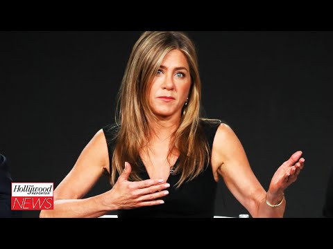 Jennifer Aniston Reveals She Removed People From Her Life Over COVID-19 Vaccine Views I THR News