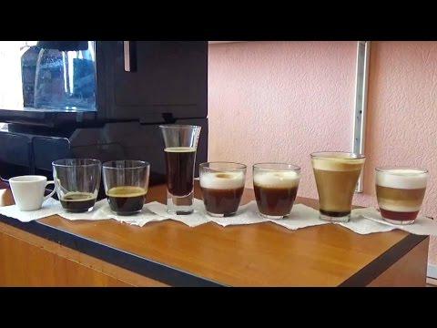 Готовим кофейные напитки на автоматической кофемашине ROOMA A9s