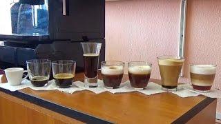 видео Кофейные напитки. Варианты приготовления: от классики до элиты