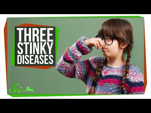 3 Diseases That Make You Stink