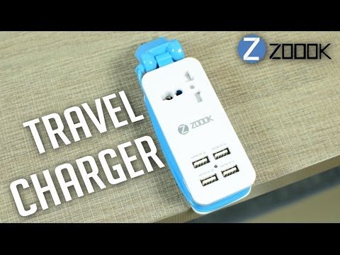 Zoook ZF-PPS1 Travel Charger - Review