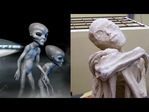 Amazing Finding! New Alien Mummified Body Has Been Discovered in Paracas, Peru Near Nazca Lines