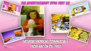 Shannen Doherty Samstag Morgen Cartoon-Werbung : Werbung Opus 38 05-1987