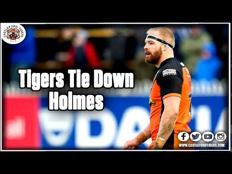 New deal for Holmes!